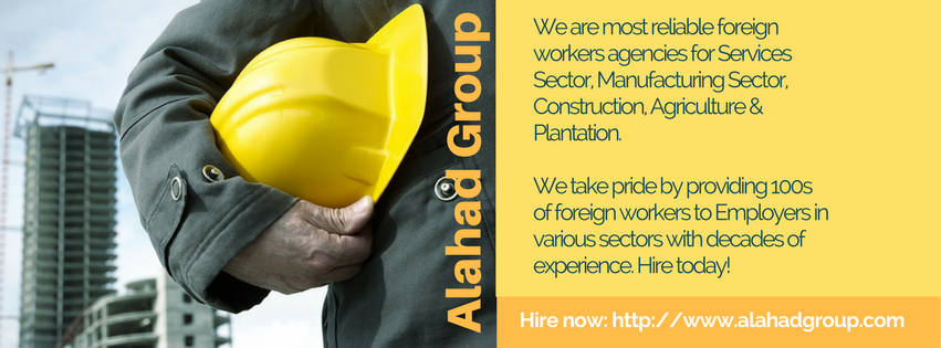 Malaysia Supply of Manpower and Foreign Workers Full Service Foreign